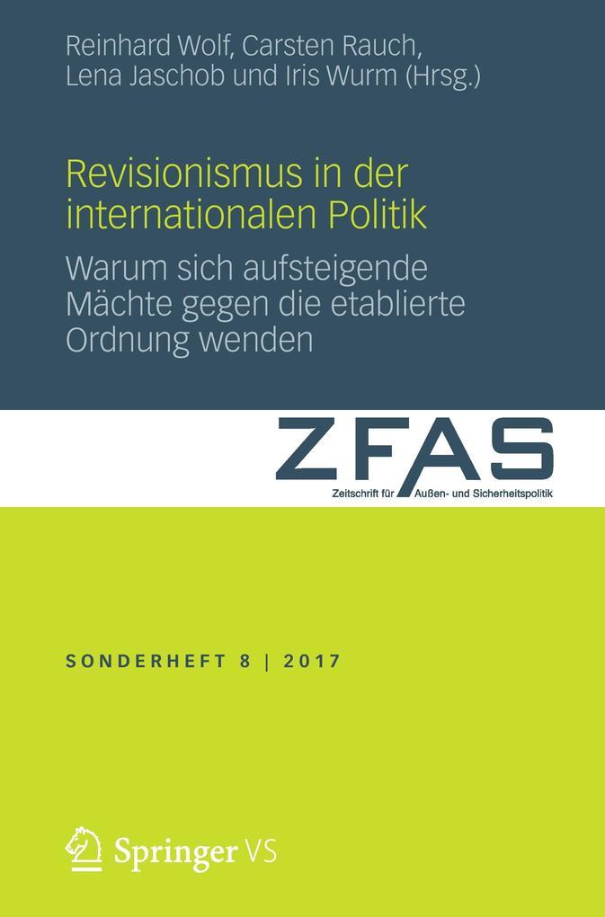 Revisionismus in der Internationalen Politik al...