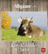 Postkartenkalender Kühe