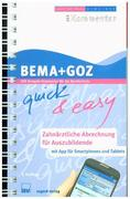 BEMA + GOZ quick & easy