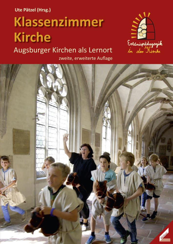 Klassenzimmer Kirche als Buch von