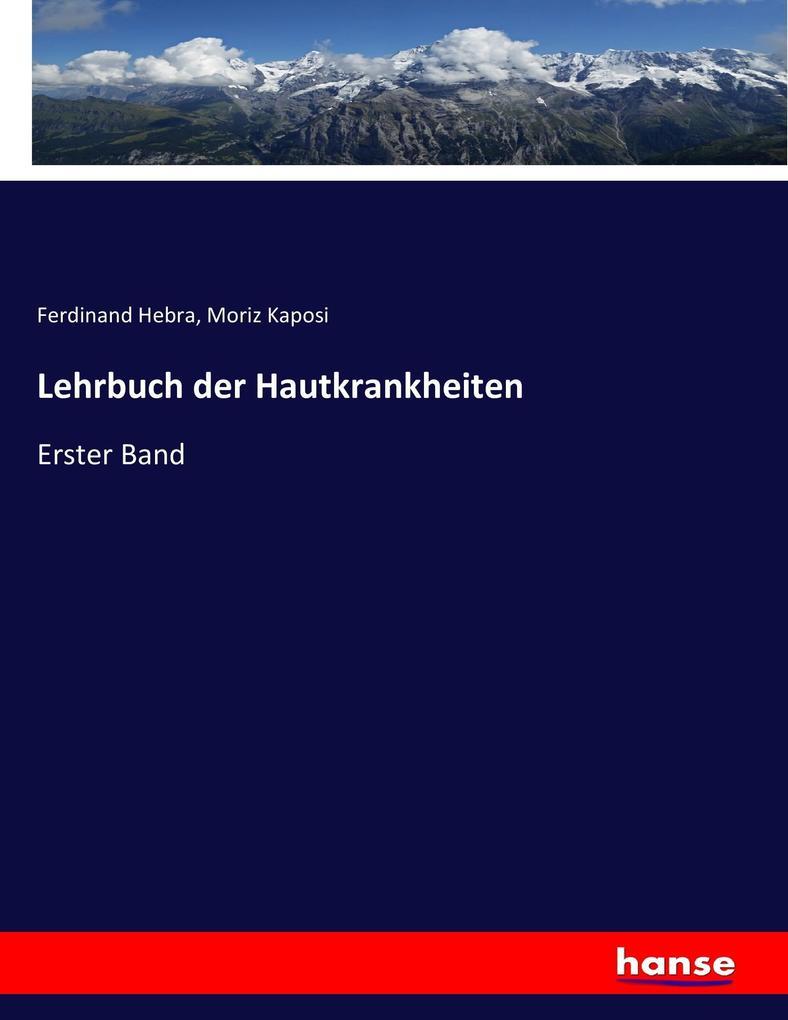 Lehrbuch der Hautkrankheiten als Buch von Ferdi...