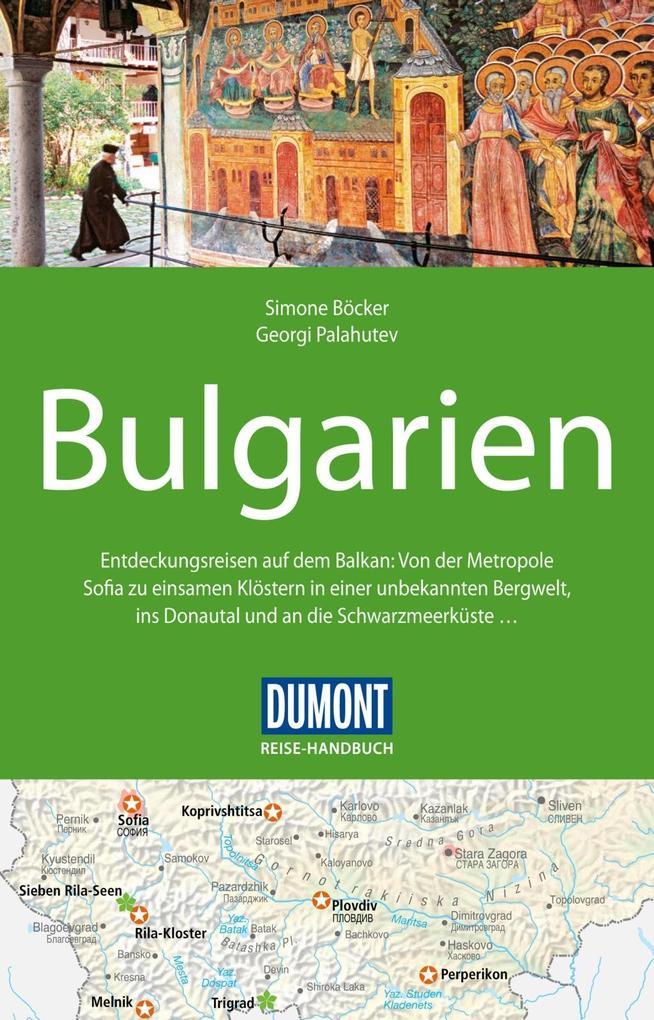 DuMont Reise-Handbuch Reiseführer Bulgarien als...