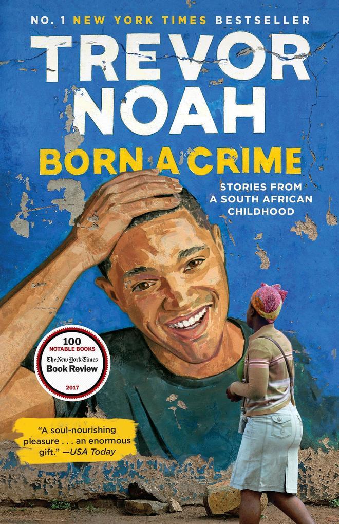 Born a Crime als Taschenbuch
