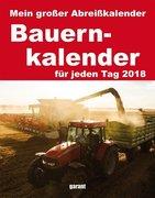 Bauern 2018 - Abreißkalender