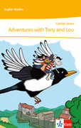 Stories with Tony and Lou. English Readers. Lektüre mit Audio-CD. Klasse 5