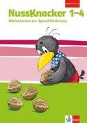 Der Nussknacker. Sprachförderung. Mathekarten 1.-4. Schuljahr. Ausgabe ab 2017