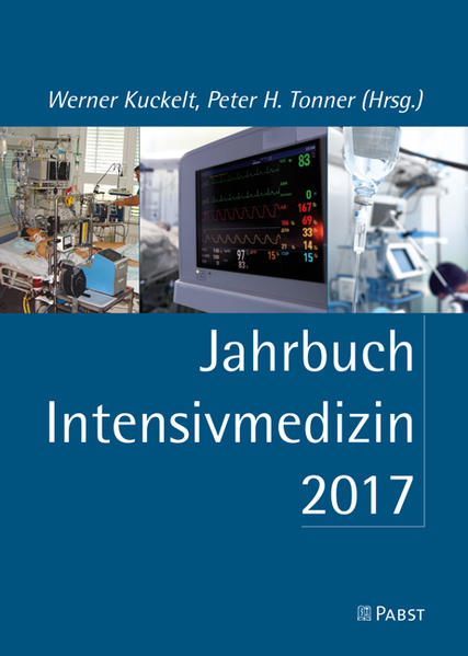 Jahrbuch Intensivmedizin 2017 als Buch von