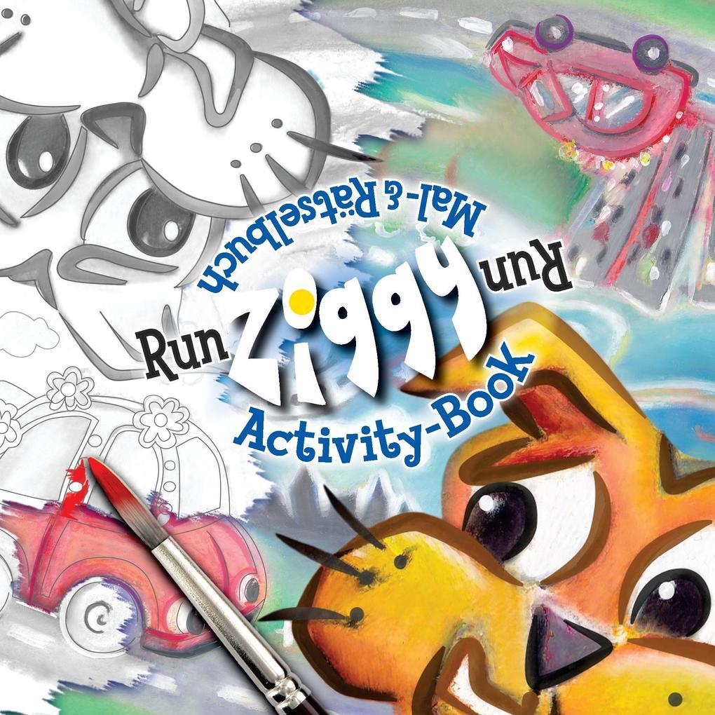 Ziggy Activity Book als Buch