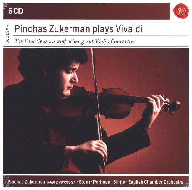 Pinchas Zukerman im radio-today - Shop