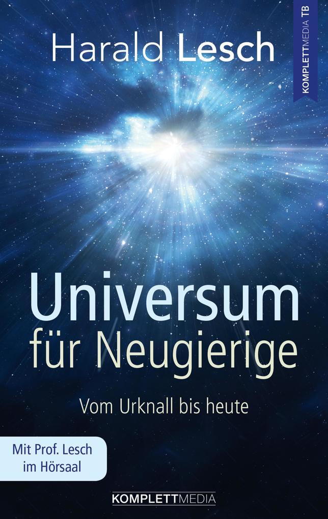 Universum für Neugierige als eBook