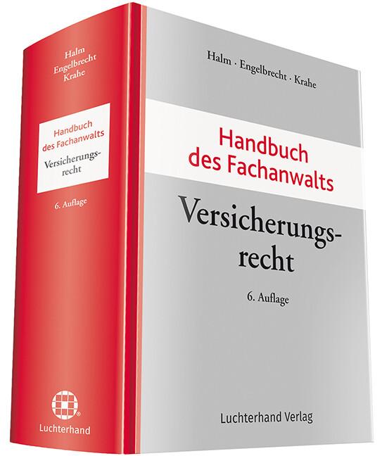 Handbuch des Fachanwalts Versicherungsrecht als...