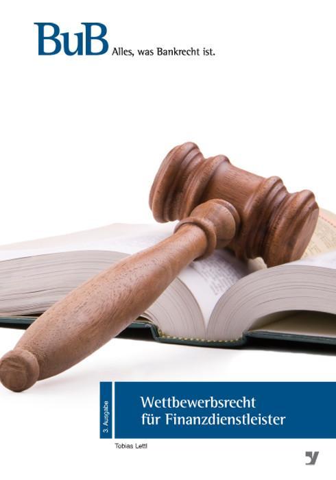 Wettbewerbsrecht für Finanzdienstleister als eB...