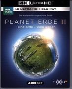 PLANET ERDE II: eine erde - viele welten. 4K ULTRA HD