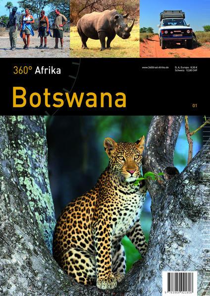 360° Afrika Botswana Special als Buch von