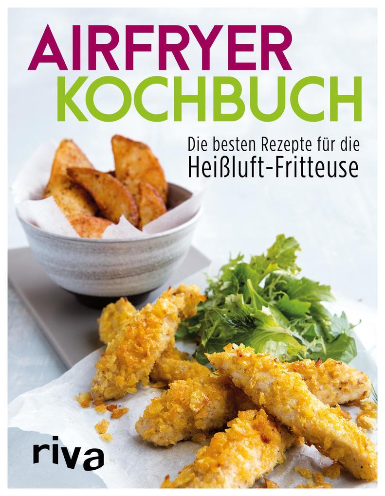 Airfryer-Kochbuch als Buch
