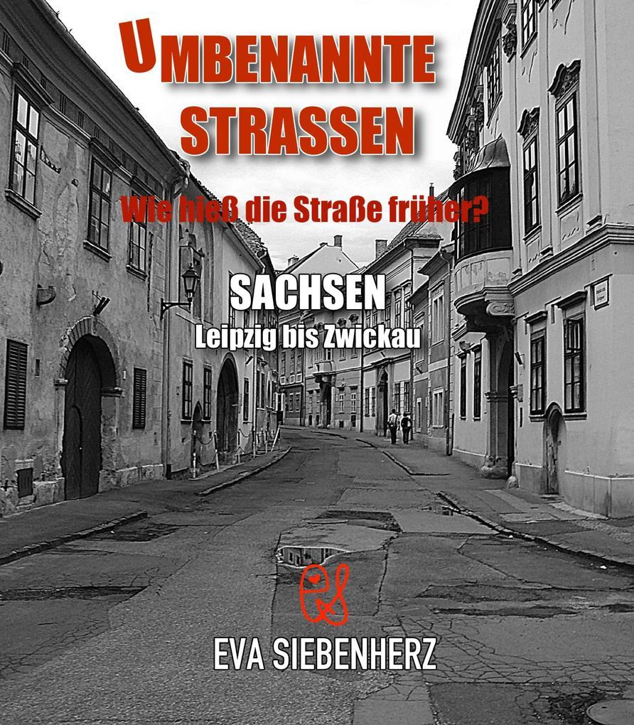 Umbenannte Straßen in Sachsen als eBook Downloa...