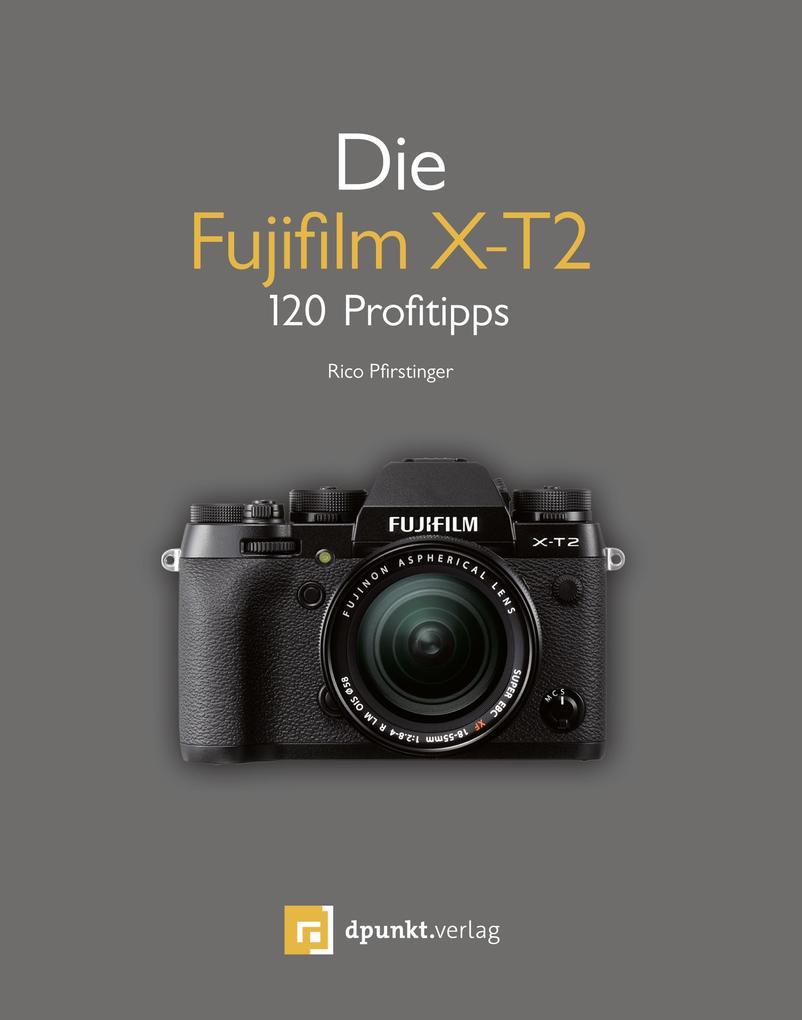 Die Fujifilm X-T2 als eBook