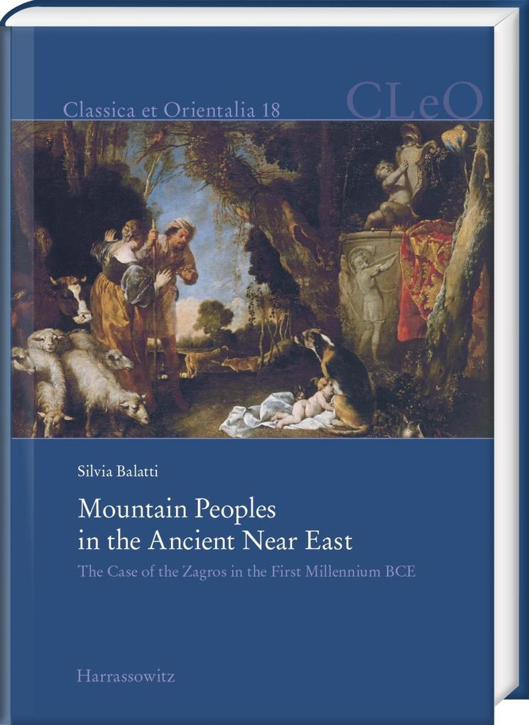Mountain Peoples in the Ancient Near East als B...