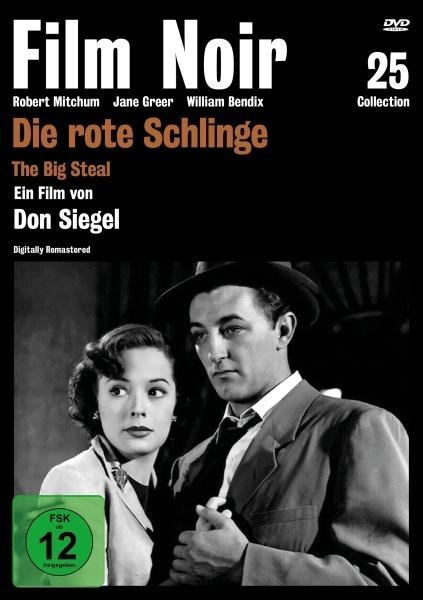 Film Noir Collection 25: Die rote Schlinge