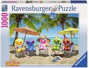 Gelinis im Sommerurlaub 1000 Teile Puzzle
