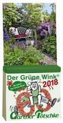 Gärtner Pötschkes Der Grüne Wink Tages-Gartenkalender 2018