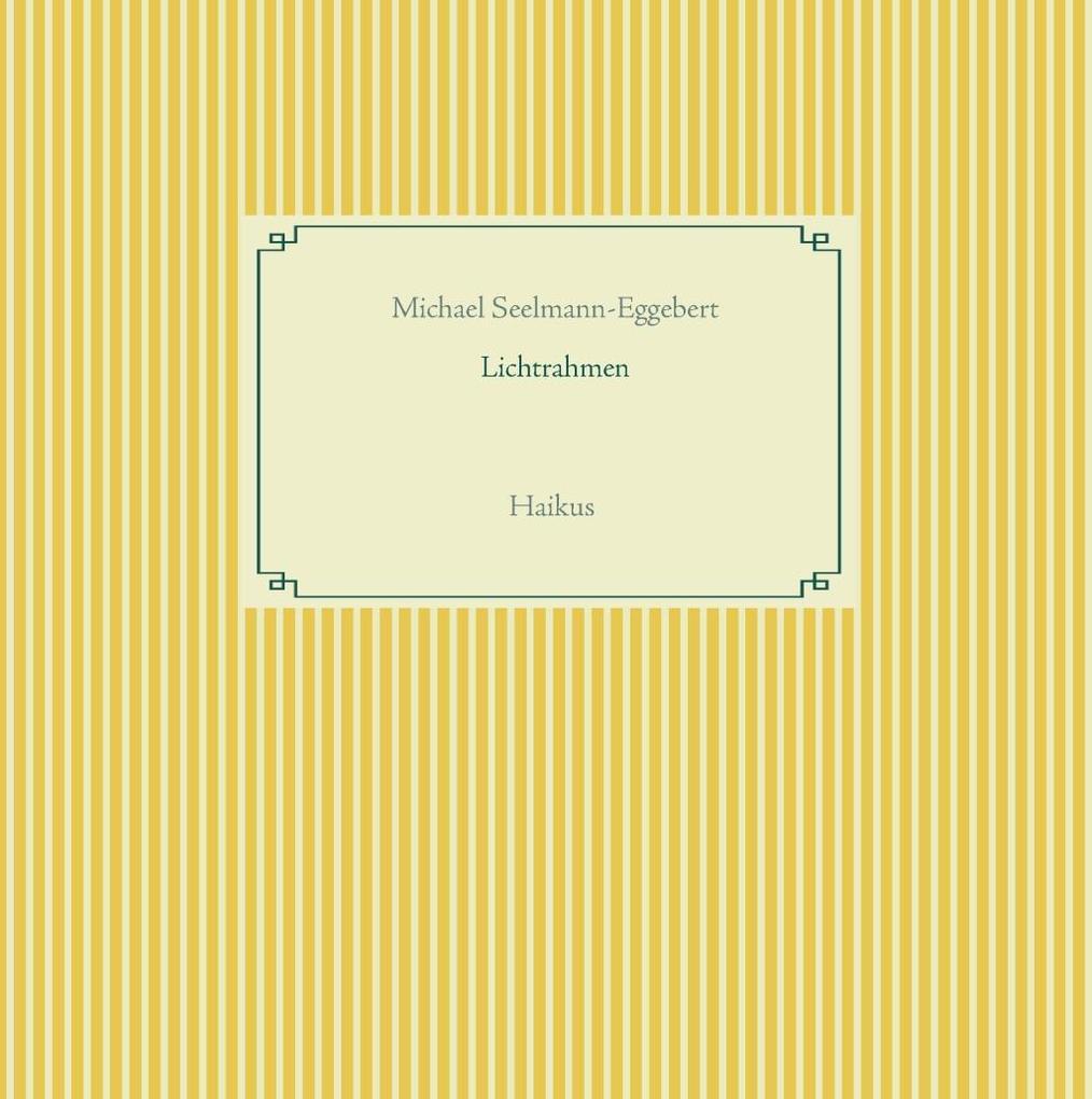 Lichtrahmen als eBook Download von Michael Seel...
