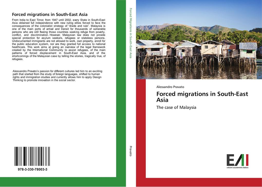 Forced migrations in South-East Asia als Buch v...