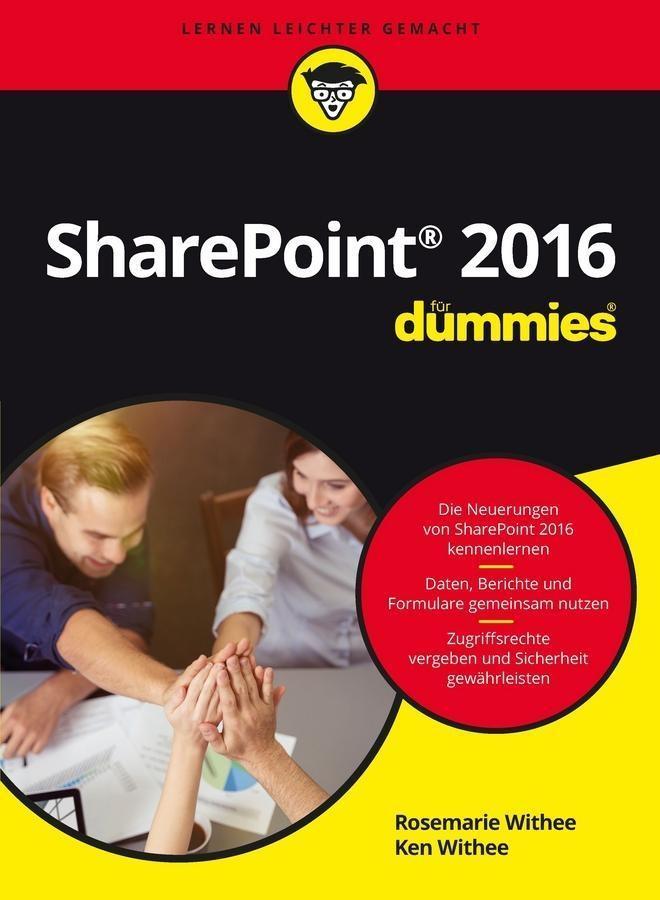 SharePoint 2016 für Dummies als eBook