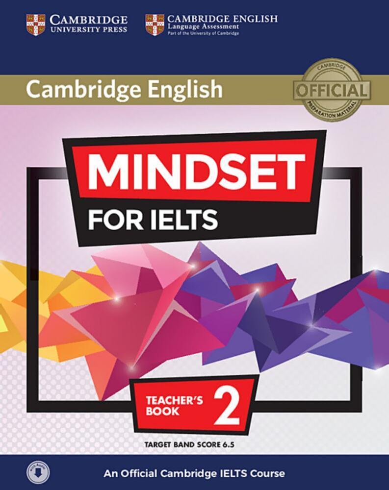 Mindset for IELTS 2. Teacher´s Book with Class ...