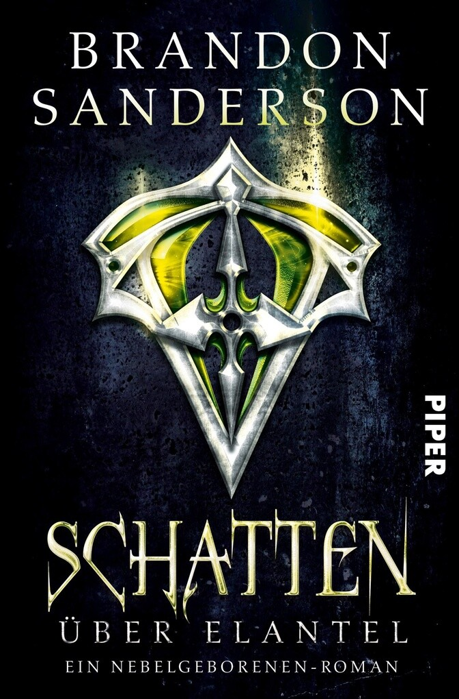 Schatten über Elantel als eBook
