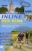 Inline Rhein-Neckar 1 : 50 000