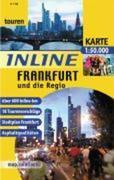 Inline Frankfurt und die Regio 1 : 50 000