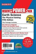 Regents Earth Science Power Pack: Let's Review Earth Science + Regents Exams and Answers: Earth Science
