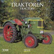 Traktoren 2018. Broschürenkalender