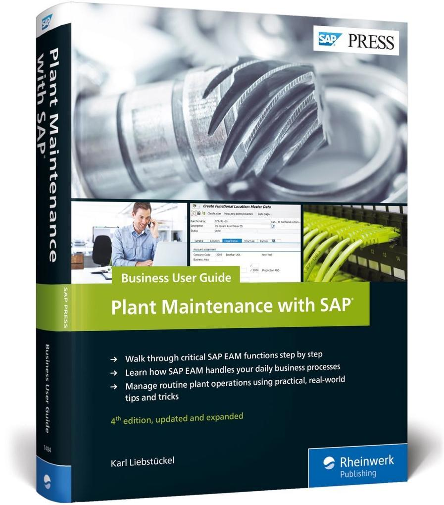 Plant Maintenance with SAP®: Business User Guid...