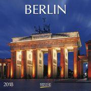 Berlin 2018. Broschürenkalender