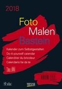 Foto-Malen-Basteln schwarz 2018 Format A4