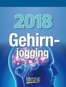 Gehirnjogging 2018 Tages-Abreisskalender