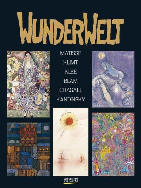 WunderWelt 2018. Kunst Gallery Kalender