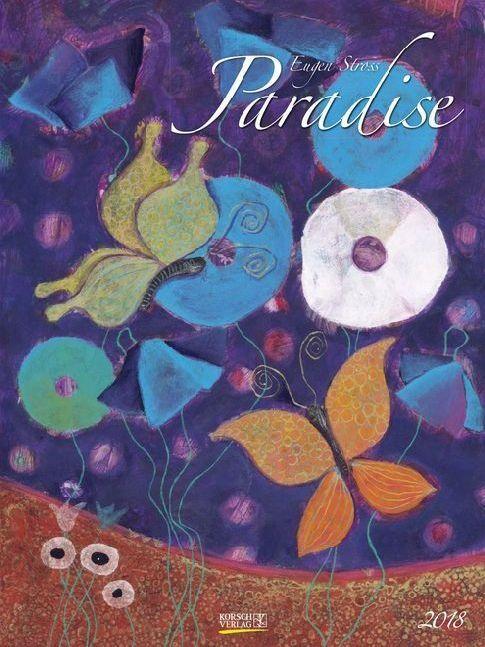 Paradise 2018 Kunst Gallery Kalender