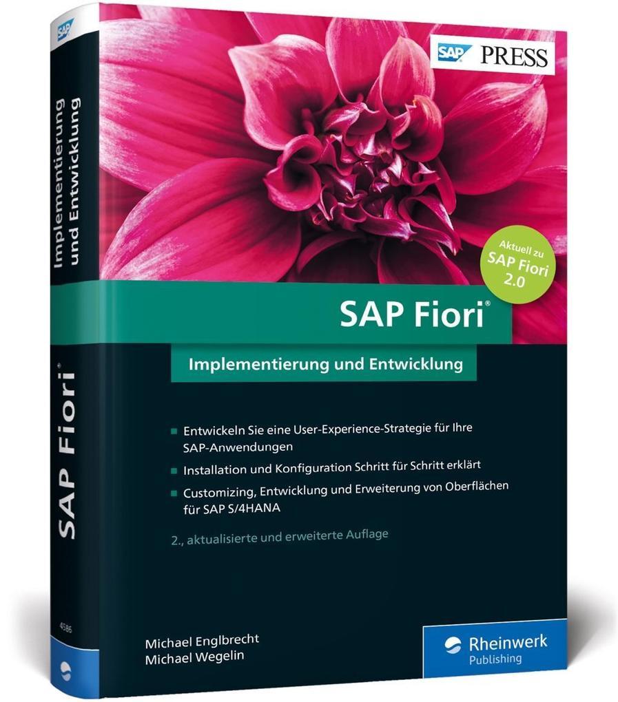SAP Fiori als Buch von Michael Englbrecht, Mich...