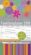 Familienplaner Colour your time 2018