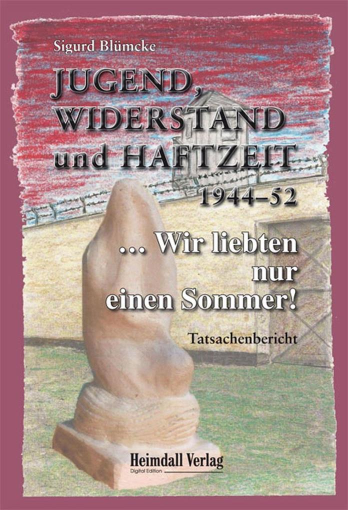 Jugend, Widerstand und Haftzeit 1944-52 als eBook