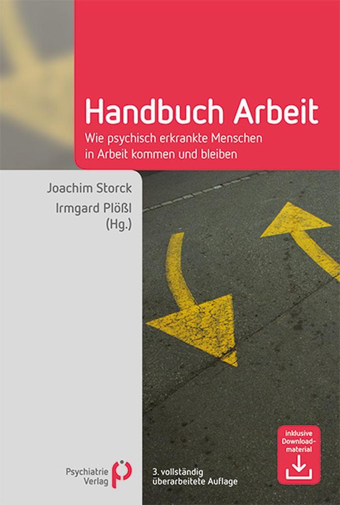 Handbuch Arbeit als eBook Download von
