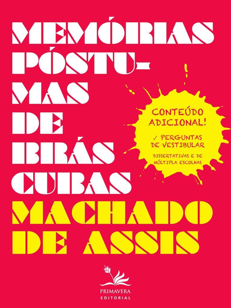 Memórias póstumas de Brás Cubas als eBook