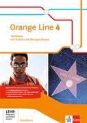 Orange Line 4. Workbook mit Audio-CD und Übungssoftware. Grundkurs. Klasse 8. Ausgabe 2014