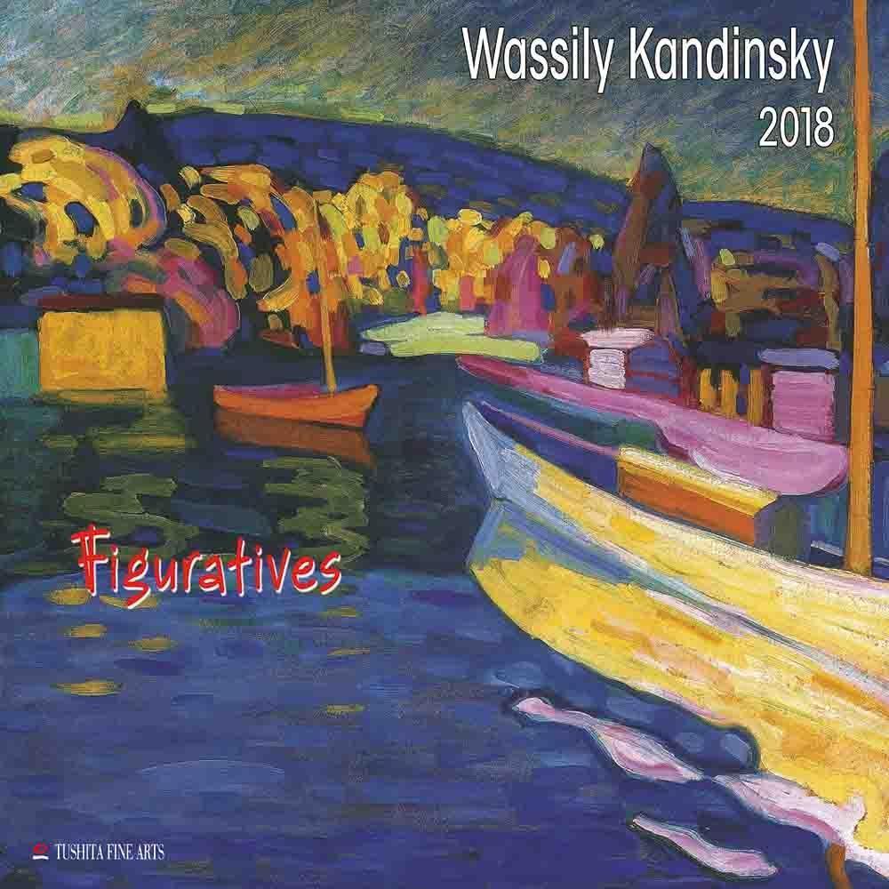 Wassily Kandinsky - Figuratives 2018 Modern Art