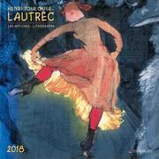 Henri Toulouse-Lautrec. Poster 2018 Miscellaneous