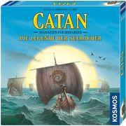Die Siedler von Catan - Szenarien für Seefahrer: Die Legende der Seeräuber
