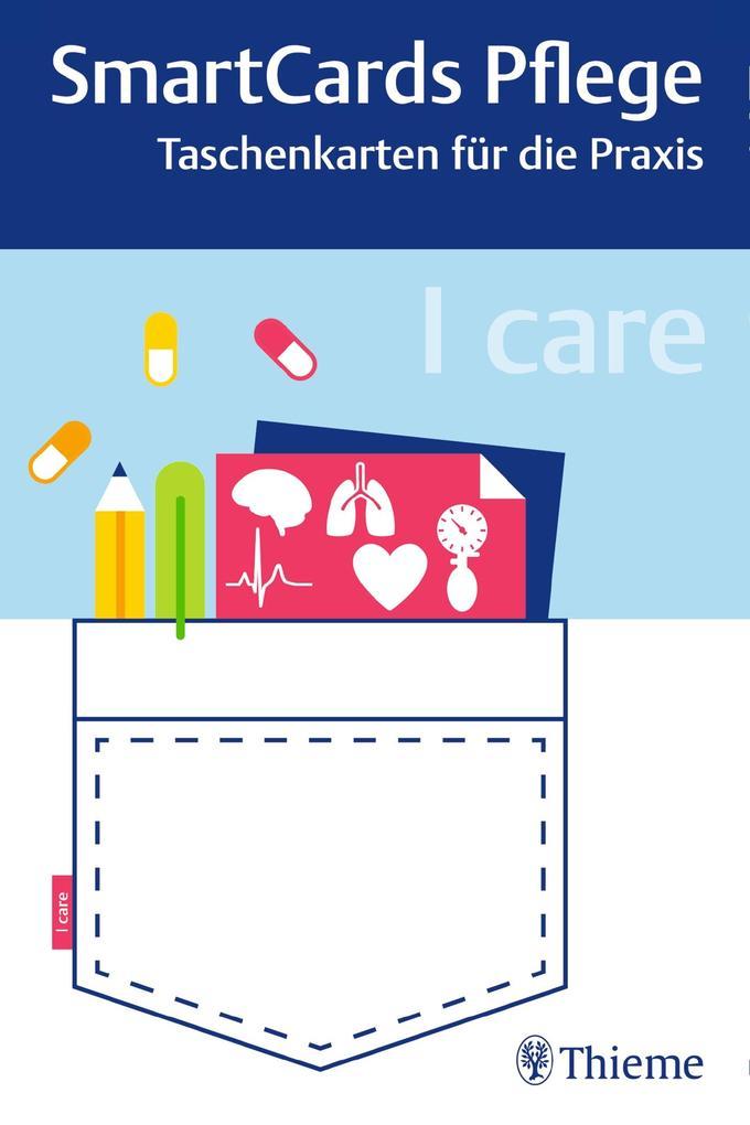 I care - SmartCards Pflege als Buch von